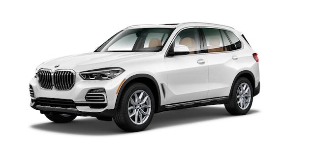 New 2019 BMW X5 xDrive40i SAV Knoxville