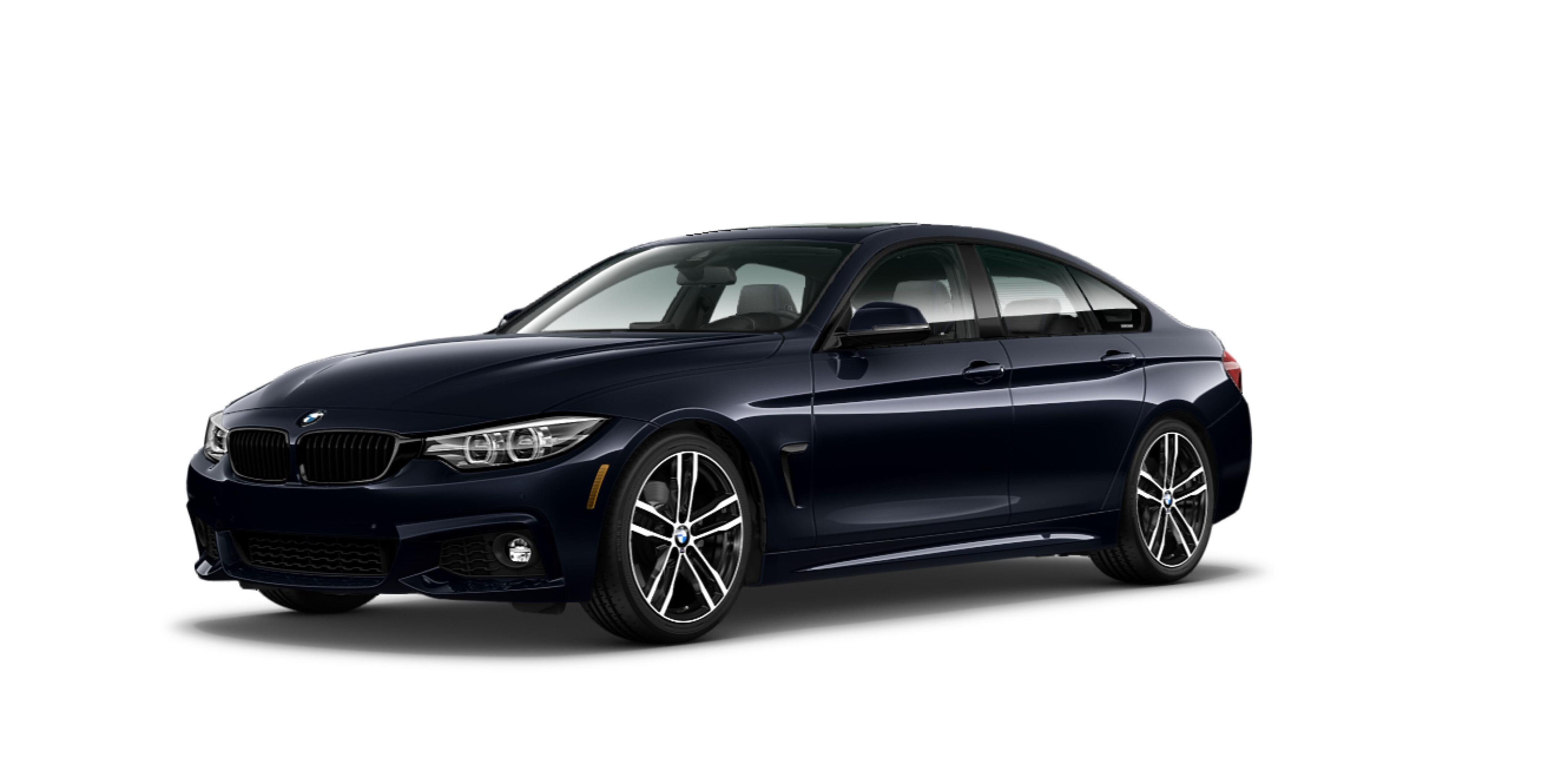 2020 BMW 4 Series 430i Sedan