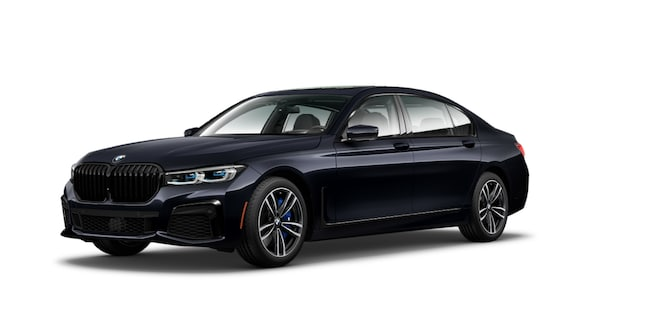 New 2020 BMW 750i xDrive Sedan in Boston
