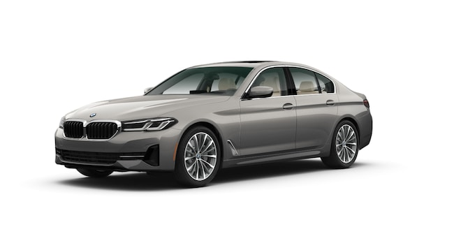 New 2021 BMW 530i Sedan in Montgomery, AL