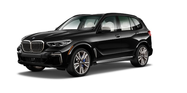 New 2020 BMW X5 M50i SUV for sale in Charlotte