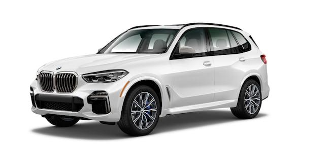 New 2020 BMW X5 M50i SAV For Sale/Lease Southampton, New York