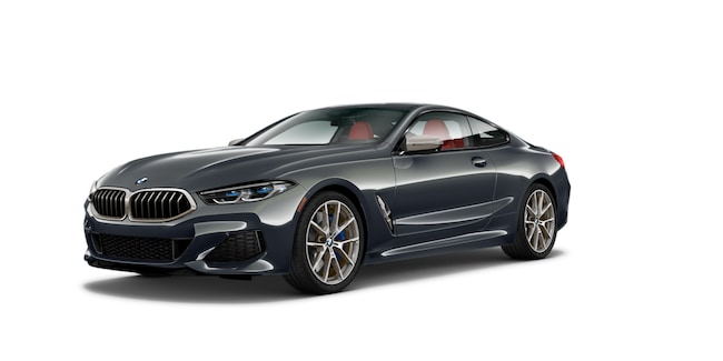 new 2019 BMW M850i xDrive Coupe in Shelby MI