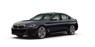 New 2021 BMW M550i Sedan Seattle, WA