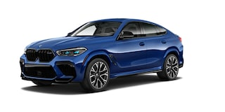 New 2020 BMW X6 M Competition SAV Sudbury, MA