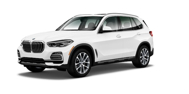 New 2020 BMW X5 sDrive40i SAV For Sale/Lease Lubbock, TX