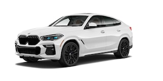 New 2021 BMW X6 M50i SUV for sale in Denver, CO