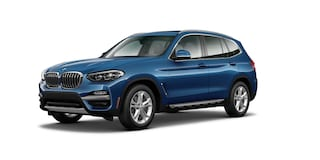 New 2021 BMW X3 xDrive30i SAV in Erie, PA