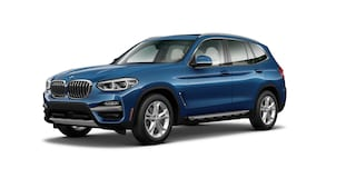 New 2020 BMW X3 xDrive30i SUV in Erie, PA