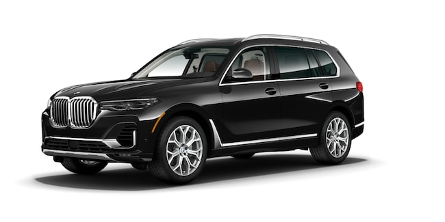 New 2020 BMW X7 xDrive40i SAV in Mechanicsburg