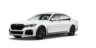 New 2021 BMW 750i xDrive Sedan for sale in Torrance, CA at South Bay BMW
