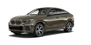 New 2020 BMW X6 SUV 5UXCY8C02LLE40547 20223 for sale near Philadelphia