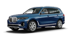 New 2020 BMW X7 xDrive40i xDrive40i Sports Activity Vehicle for sale in Denver, CO