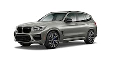 New 2021 BMW X3 M SAV Burlington, Vermont