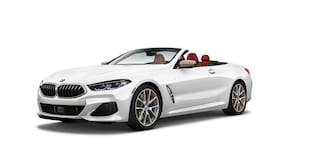 New 2019 BMW 8 Series M850i xDrive Convertible 891324 in Charlotte
