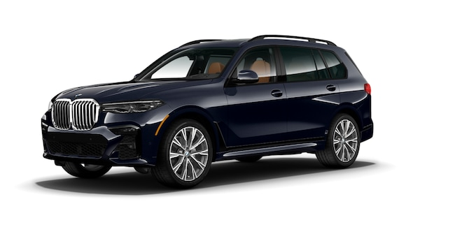 New 2019 BMW X7 Xdrive40i SUV Colorado Springs