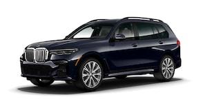 New 2021 BMW X7 xDrive40i SUV for sale in Norwalk, CA at McKenna BMW