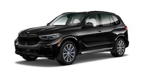New 2020 BMW X5 M50i SAV