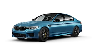 New 2020 BMW M5 Competition Sedan for sale near los angeles