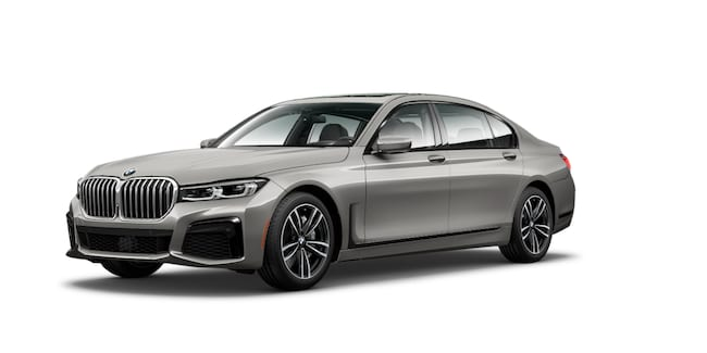 2020 BMW 7 Series 750i Xdrive Sedan All-wheel Drive
