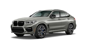 2020 BMW X4 M Competition Competition Sports Activity Vehicle