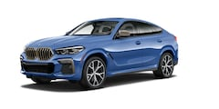 2020 BMW X6 Coupe M50i