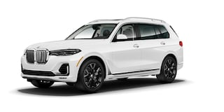 New 2020 BMW X7 xDrive40i SUV for sale in Norwalk, CA at McKenna BMW