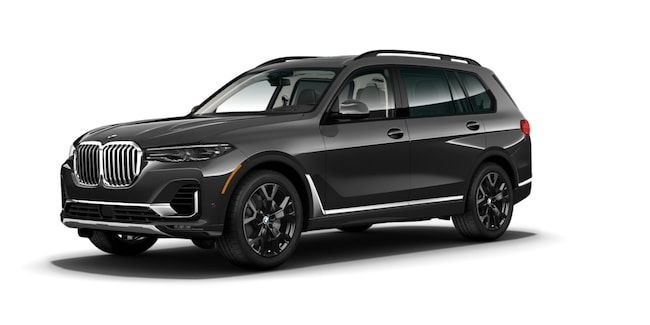 New 2020 BMW X7 xDrive40i SAV For Sale in Beaverton, OR