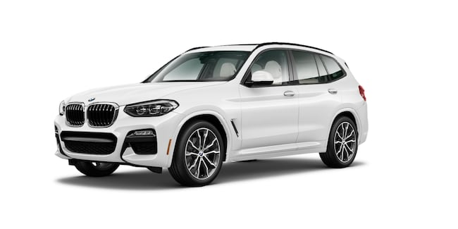 New 2020 BMW X3 xDrive30i SAV For Sale in Beaverton, OR