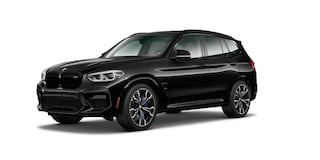 New 2021 BMW X3 M SAV in Houston