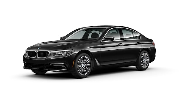 New 2019 BMW 540i xDrive Sedan in Erie, PA