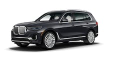 New 2019 BMW X7 xDrive50i SUV KLB40033 in Chico, CA