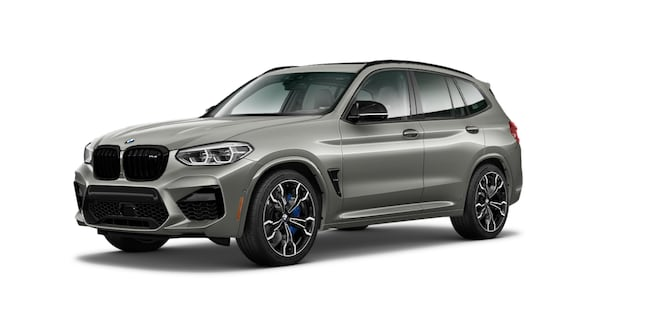New 2020 BMW X3 M Competition SAV in Mechanicsburg