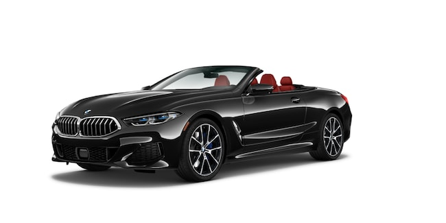 New 2020 BMW 8 Series 840i Convertible for sale/lease in Glenmont, NY