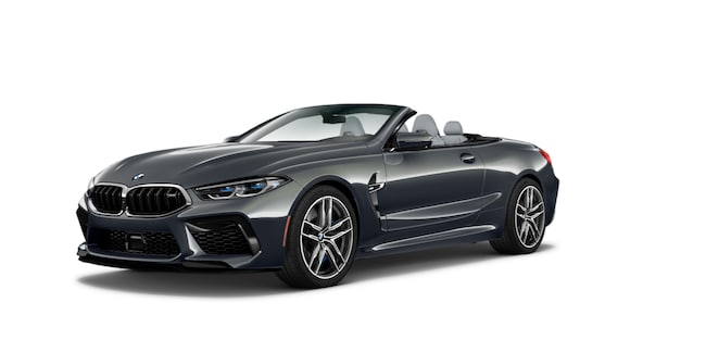 2020 BMW 8 Series M850i xDrive Convertible