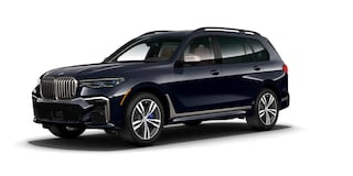 New 2020 BMW X7 M50i SAV in Erie, PA