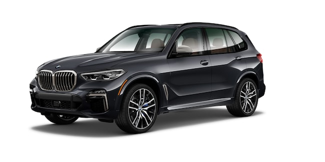 New 2020 BMW X5 M50i SAV For Sale/Lease Southampton, New York