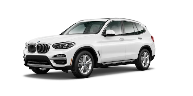 New 2020 BMW X3 sDrive30i SAV For Sale in Grapevine, TX