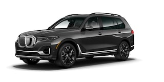 New 2021 BMW X7 xDrive40i SUV for sale in Colorado Springs