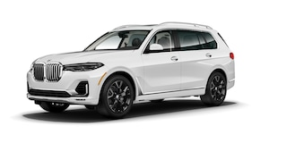 New 2020 BMW X7 xDrive40i SUV for sale in Torrance, CA at South Bay BMW