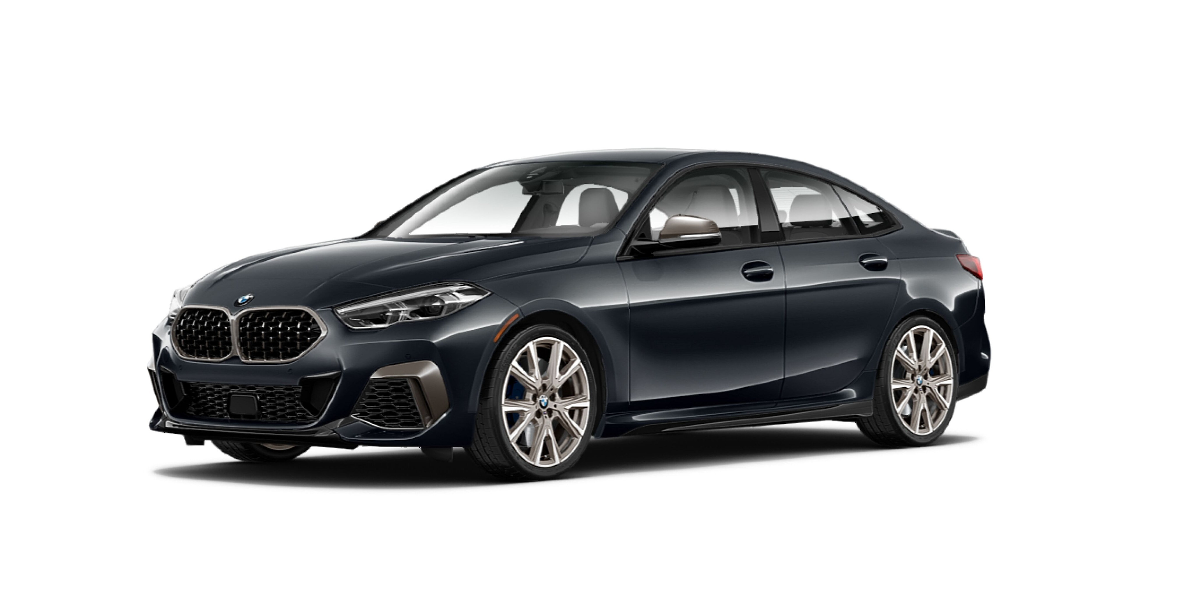 New 2020 Bmw 2 Series M235i Xdrive Gran Coupe B48764 In