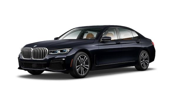 2020 BMW 7 Series 750i Xdrive Sedan All-wheel Drive