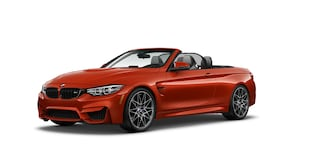2020 BMW M4 Conv Convertible