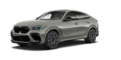 New 2020 BMW X6 M Competition SUV N50786 Charlotte