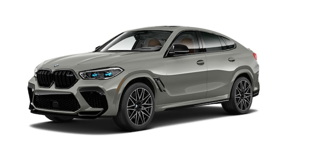 2020 BMW X6 M Competition Sports Activity Coupe Sport Utility