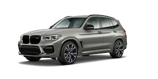 new 2020 BMW X3 M Competition SUV for sale near Worcester