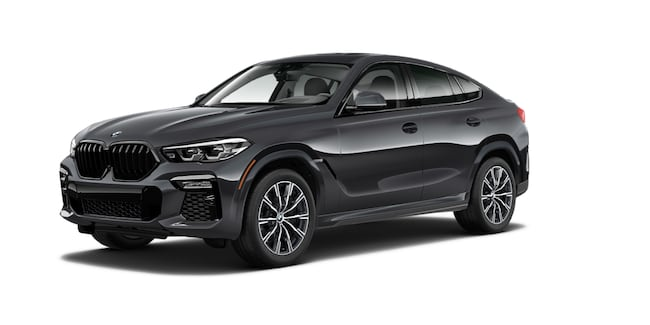New 2020 BMW X6 xDrive40i Sports Activity Coupe in Mechanicsburg
