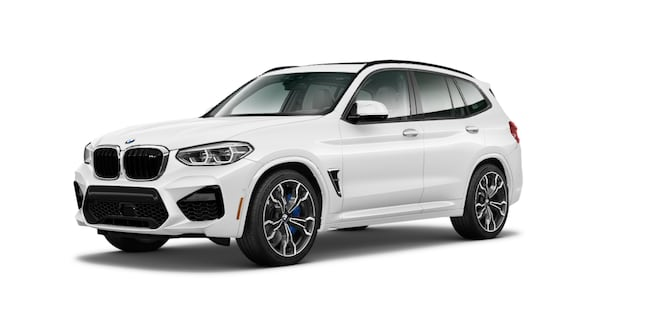 New 2020 BMW X3 M SAV Chico