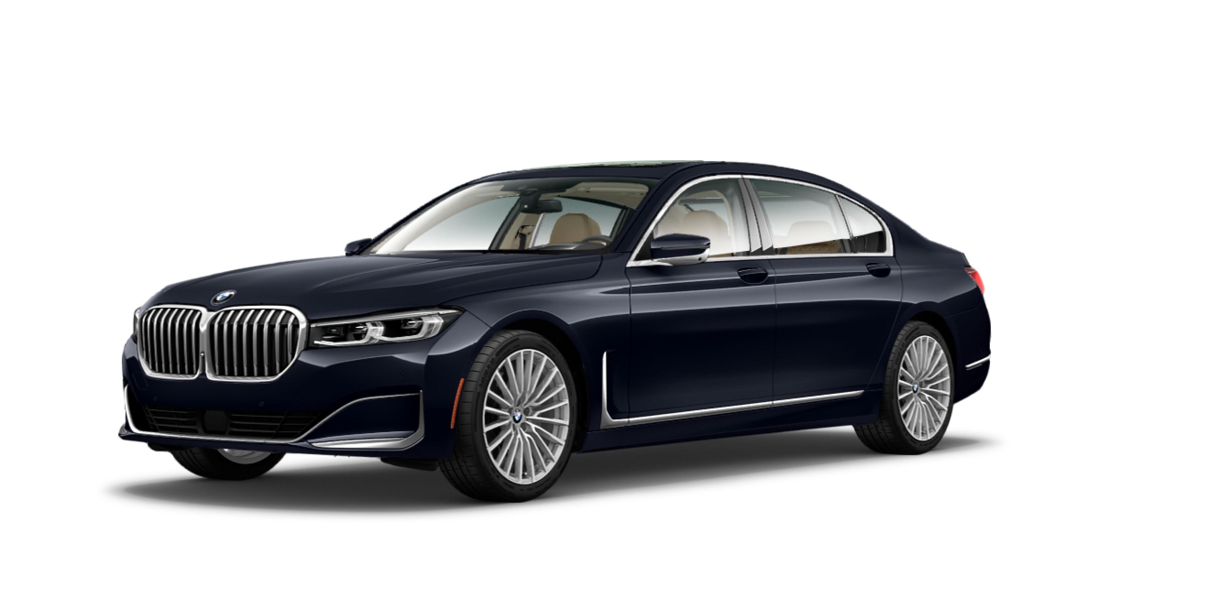 2020 BMW 7 Series 750i xDrive Sedan