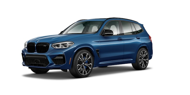 New 2020 BMW X3 M Competition SUV For Sale in Milford